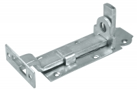 Rustic Bolt for Padlock - IBFM