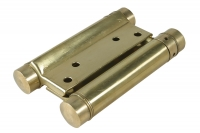 Double Acting Spring Hinge - BRASS - IBFM
