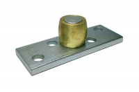 Bottom Plate Guide for Sliding Gates - IBFM