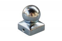 Ball Cover for Pipe - Square Base - IBFM