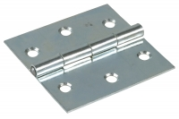 Galvanized Hinge - Square Type - IBFM