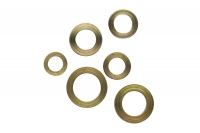 Brass Washer for Hinge - IBFM