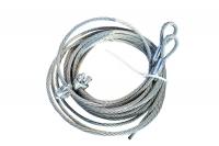 Câble en acier pour contrepoids de porte basculante - IBFM