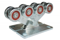 Carriage 8 bearings for Heavy Cantilever gate - IBFM