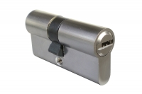 Security Cylinder with Construction Key - IBFM