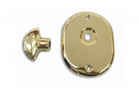 Knob for Cylinder 2307/CS with Plate - IBFM
