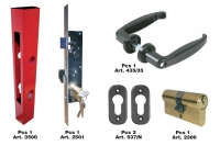Basic KIT for Sliding Gates - IBFM