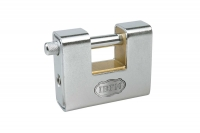 Armoured Padlock Heavy Duty Slide Bolt - IBFM