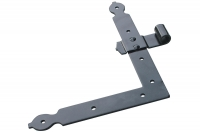 Hinge for Wooden Shutters - IBFM
