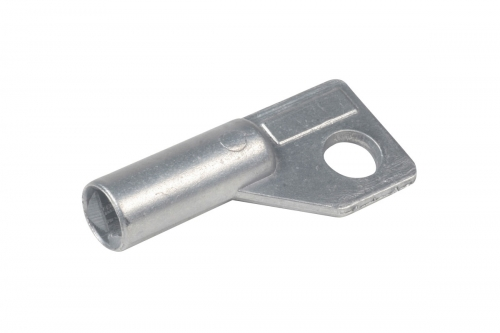 Triangular Metal Key for Latch - IBFM