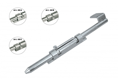 Barrel Bolt with Security  - IBFM