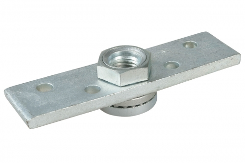 Plate for Trolleys - Hanging Gates - IBFM
