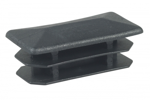 Light Plastic Cover for Pipe - Rectangular Type - IBFM