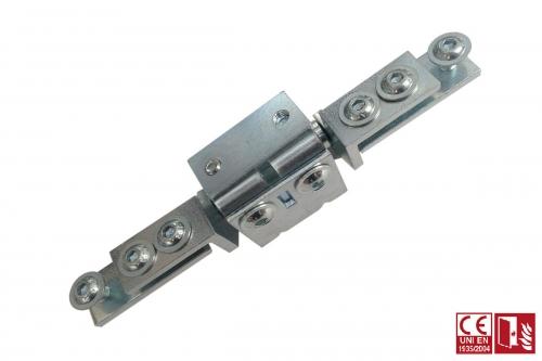 Concealed 3D Hinge for ArmoredDoor - IBFM