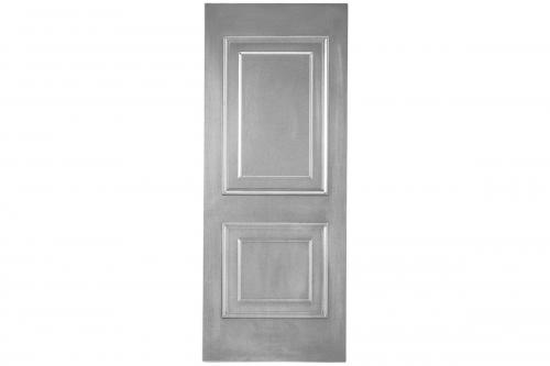 Panel Decorativo para Puertas en Hierro Natural - IBFM
