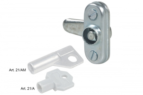 Latches for Metal Door - IBFM
