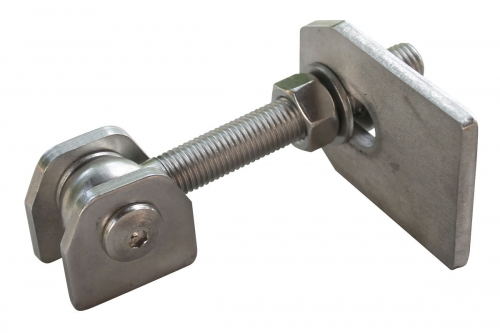 IBFM | Regulating Hinge for Opening 180° - IBFM