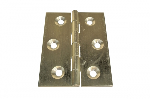 Brass Hinge For Furnitures - IBFM