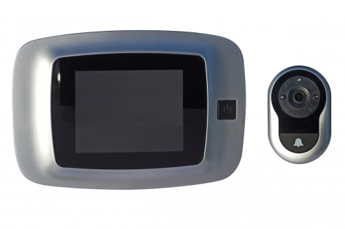 Digital Door Viewer - Infrared - IBFM