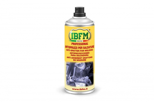 Technical ANTISPLATTER Spray Bottles - IBFM