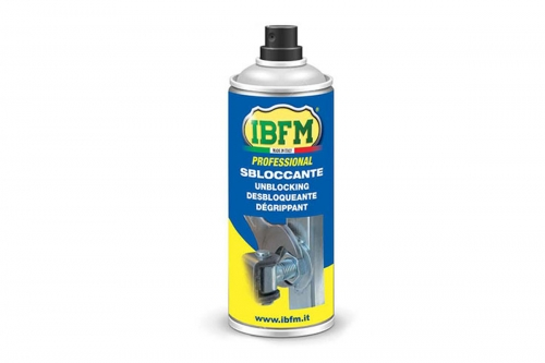 IBFM | Technical ANTIBLOCKING Spray Bottles - IBFM