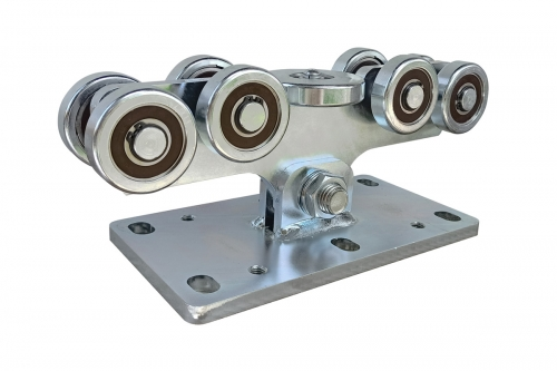 Carriage 9 bearings for Heavy Cantilever gate - IBFM