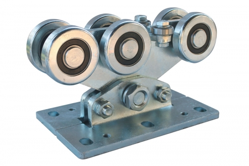 Carriage 6 bearings for Heavy Duty Cantilever gate - IBFM