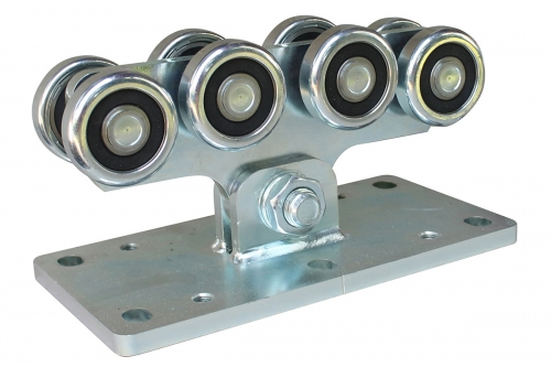 Carriage 8 bearings for Heavy Duty Cantilever gate - IBFM
