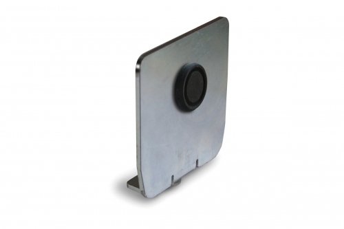 IBFM | Rail Cap for heavy Heavy Cantilever Gates 2180 - IBFM