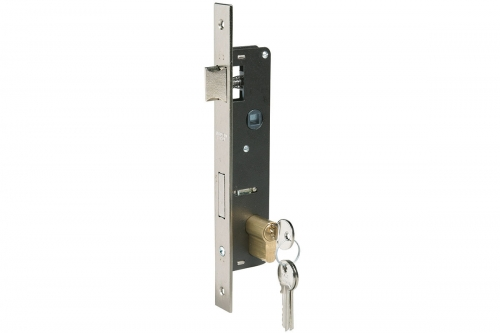 Mortice Lock for Steel Profile - IBFM