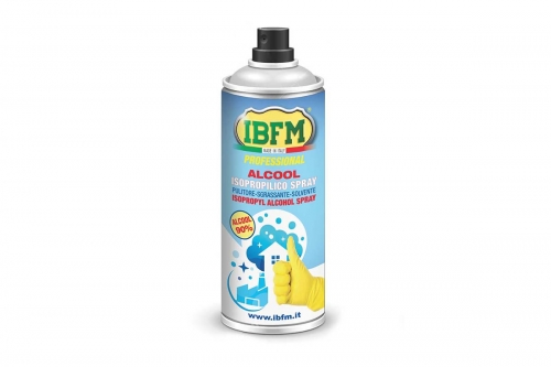 IBFM | Technical ALCOOL Spray Bottles - IBFM